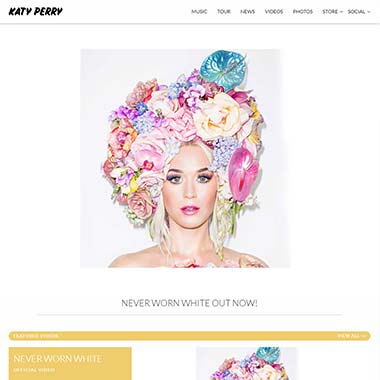 Katy Perry Official